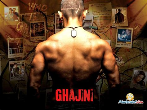 ghajini desktop wallpaper  movies wallpapers