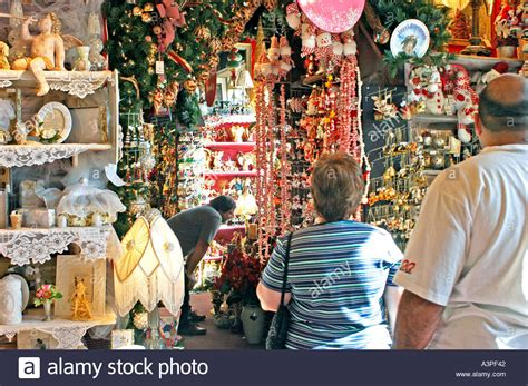 christmas store usa city nj quot new jersey quot usa shopping in quot stock photo royalty free image