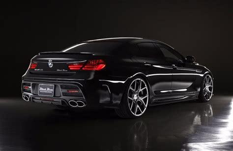 BMW 6 Series Gran Coupe Black Bison – Automobile Gazette
