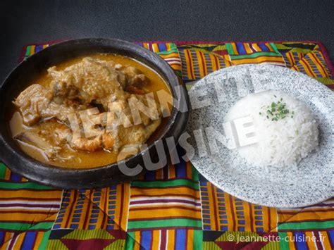 cuisine sauce ivoirienne la sauce pistache plat africain jeannette cuisine