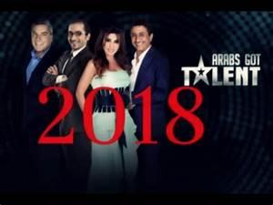 [Arabs Got Talent] - يعود من جديد فى الموسم السادس 2018 ...