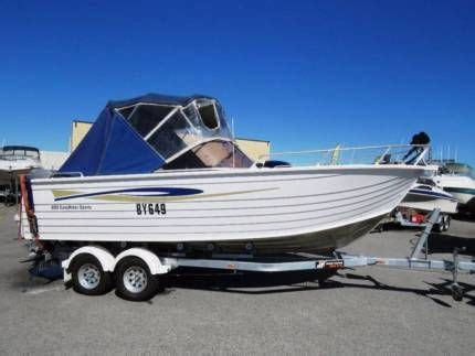 Boats For Sale Perth Wangara by Stacer 605 Easy Rider Sports Bow Rider Great Combo