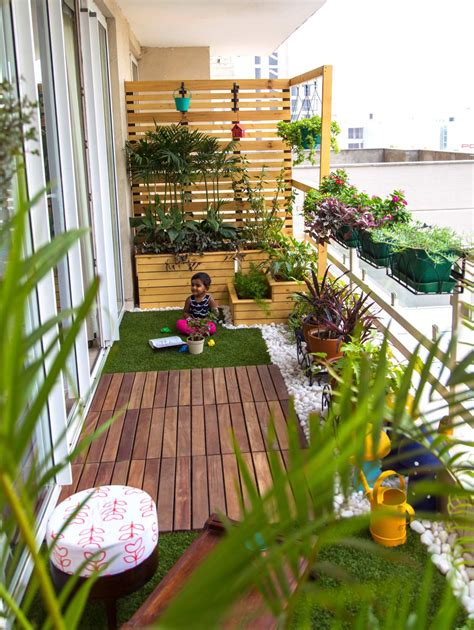 Decoration Of Terrace Garden by 15 Smart Balcony Garden Ideas That Are Awesome Balcony