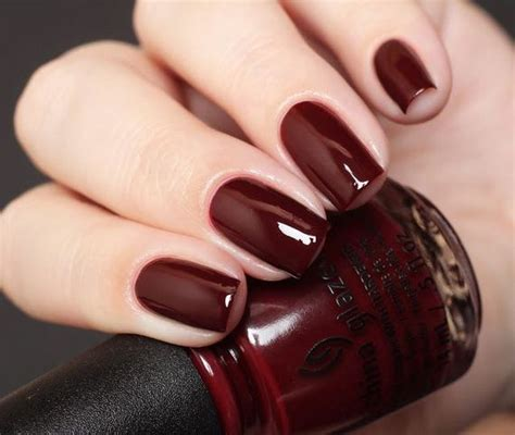 cool fall nail color ideas