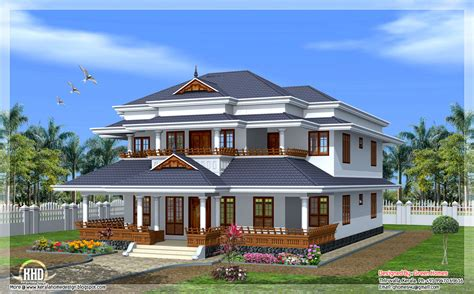 style home plans traditional kerala style home kerala home design and