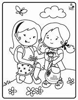 Coloring Tots Potty sketch template