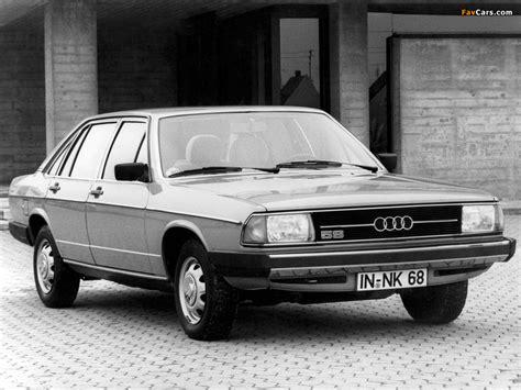 Image Gallery 1979 Audi 100