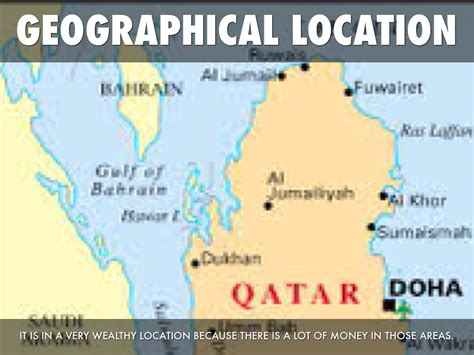 What Is Geographical Location by Qatar By Lorenzo Reyes