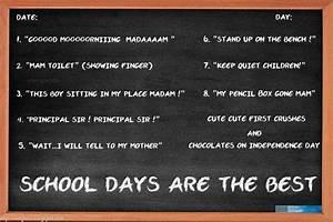 School Memories Quotes On Life. QuotesGram