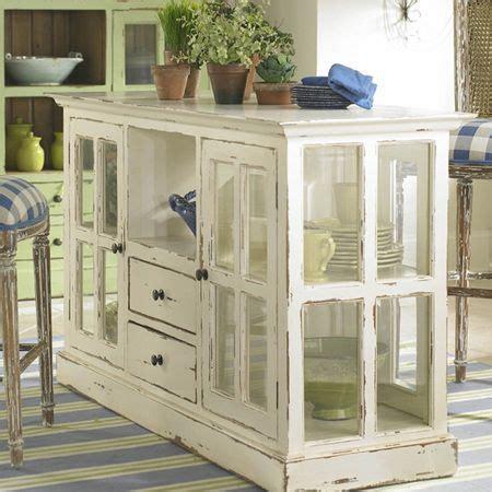 diy shabby chic kitchen cabinets 30 rustic diy kitchen island ideas vintage style 8775