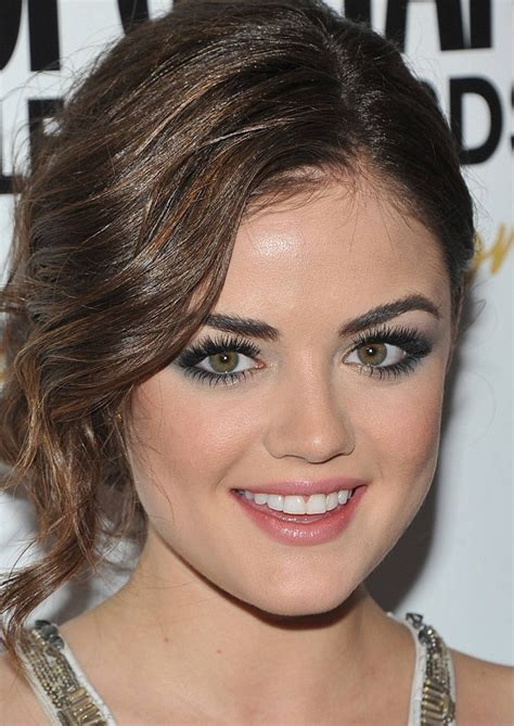 Lucy Hale: Celebrity makeup Looks - Indian Beauty Forever