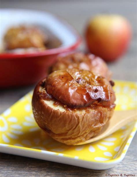 pommes au four au miel cannelle et d 233 pices