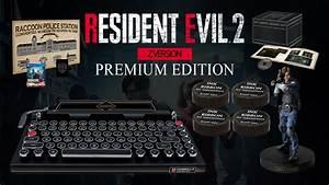 Resident Evil 2 Remake Premium Edition Announced Gameslaught