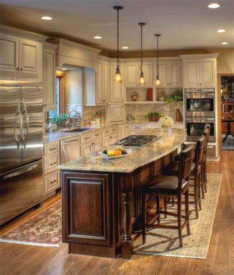 deluxe custom kitchen island ideas jaw dropping designs