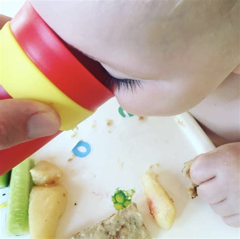 What Does A 7 Month Old Eat One Handed Cooks