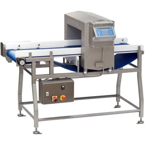 buy metal detector ideal for food industry detectronic metal detector