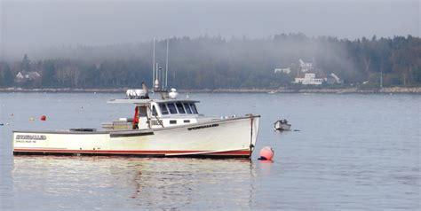Lobster Boat Images by Lobster Harvesting