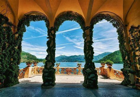Villa Del Balbianello Lake Como Italy Story Settings
