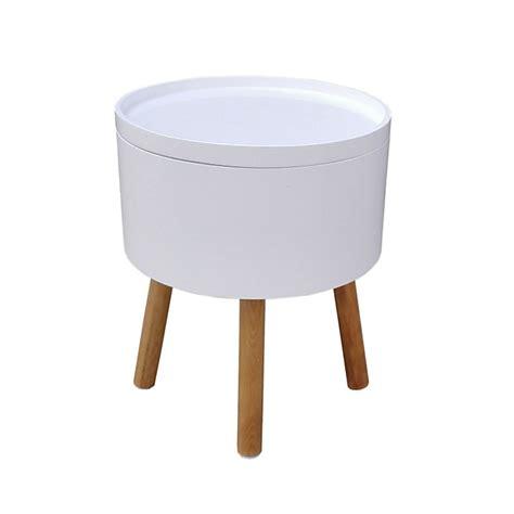 canapé coffre de rangement bout de canapé blanc avec coffre de rangement cachou