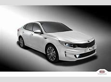 Kia K5 Sedan Optima Launched with 5 Engines and Two