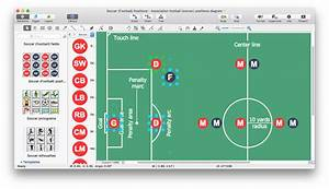 Create Soccer Position Diagram