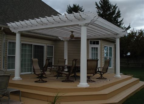 outdoor pergolas and gazebos decks unlimited pergolas gazebos awnings
