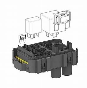 International 9100 Fuse Box Diagram