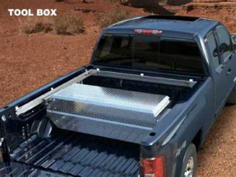 Chevrolet Silverado  Cargo Management Youtube