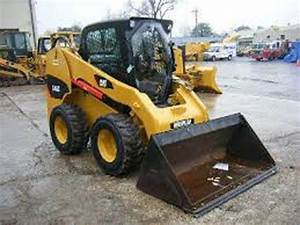 Caterpillar 246c Skid Steer Loader Jay Electrical And