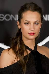 Alicia Vikander - 'Jason Bourne' Photocall in Madrid 7/13/2016