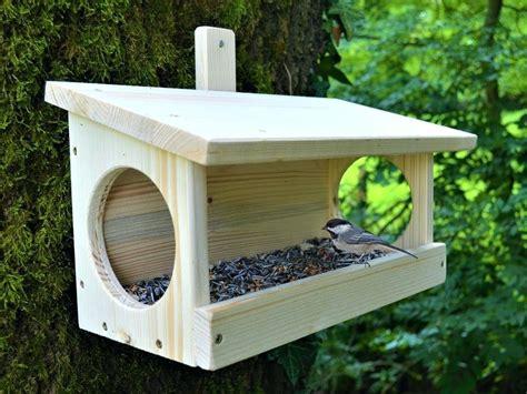 Selber Haus Bauen by Vogelfutterhaus Zum Selber Bauen Vogel Futterhaus Selber