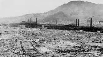 Japan Bombing Hiroshima and Nagasaki