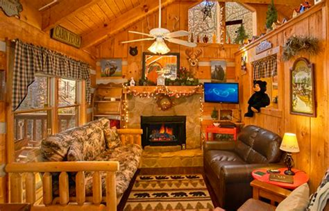 great gatlinburg christmas cabin rental