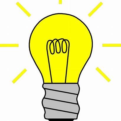 Clipart Classroom Lights Transparent Lightbulb Library