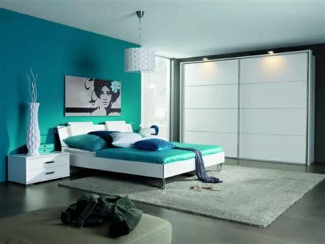 neue ideen fuer farbgestaltung im schlafzimmer