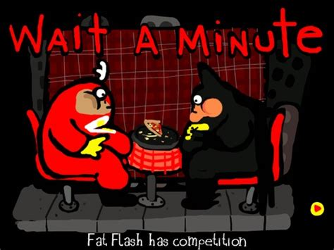 Fat Flash The Video Game By Munguia