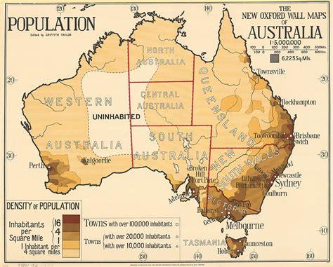 maps  australia vivid maps