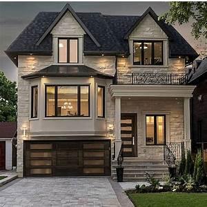 65, Stunning, Modern, Dream, House, Exterior, Design, Ideas, 42