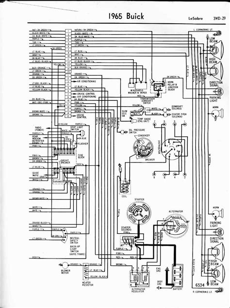 Free Auto Wiring Diagram Buick Lesabre Front Side