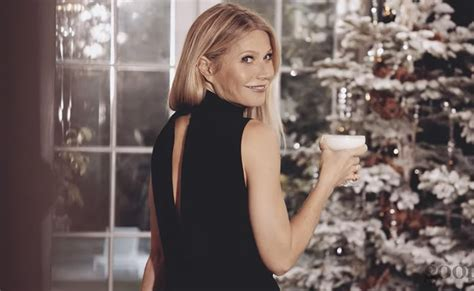 Gwyneth Paltrow Gives Herself A Vibrator For Christmas In