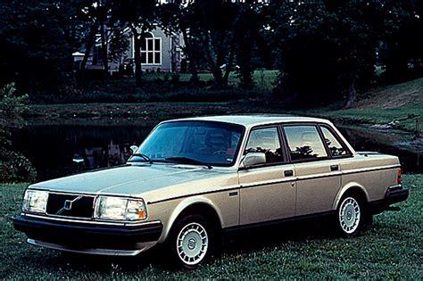 Volvo 240 Mpg 1990 volvo 240 dl mpg auto magazine