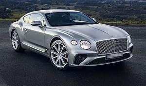 Bentley Continental 2018 Cabrio : bentley continental gt 2018 revealed price specs ~ Jslefanu.com Haus und Dekorationen