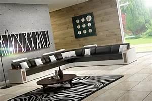 Abstand Leinwand Zu Sitzfläche : jvmoebel designer ledersofa ecksofa sgs01 l form ii ch ~ Orissabook.com Haus und Dekorationen