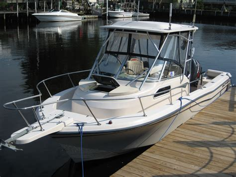 2001 Grady White 226 Seafarer for sale - The Hull Truth ...