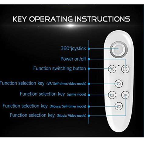 ddluck vr box remote control vr boxs partner portable