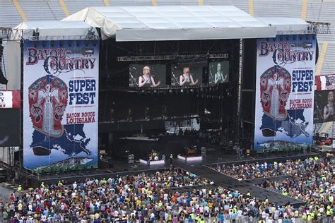 Festivals & Events   Bayou country, Country music festival ...