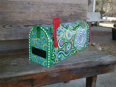 1000+ Ideas About Painted Mailboxes On Pinterest