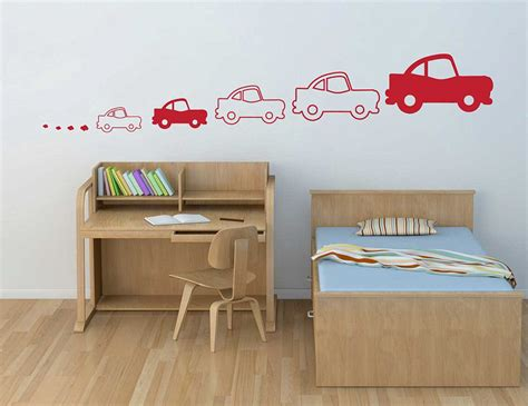 Cool Bedroom Wall Stickers For Kids-interior Design