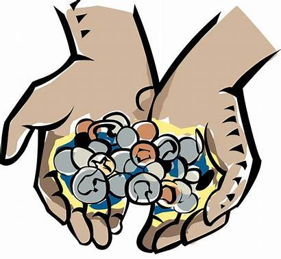 Change Loose Offering Clipart Church June Upcoming