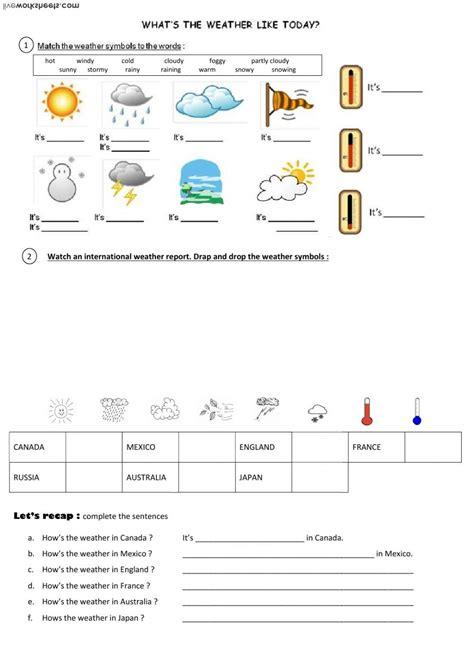 clarissa weather forecast flashcards
